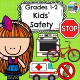 Grades 1-2 Kids' Safety (USA and Canada)
