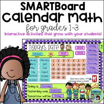 Kindergarten Calendar Math Printable