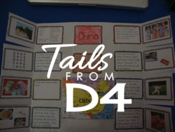 Grades 2-3:Informational Report with Foldable - Country Study: France