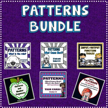 Number Patterns - Bundle