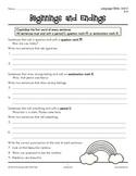 Grades 3-4 Language Arts Unit 3: Capitalization and Punctuation