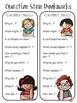 Grades 3-5 CCSS Aligned RL Comprehension Set -FREE SAMPLER