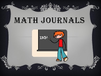 Grades 3-5 Common CoreMath Journals-Week 1