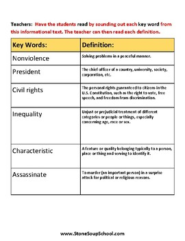 Grades 3 - 5 Gifted and Talented - Compare and Contrast Characters - F vs NF