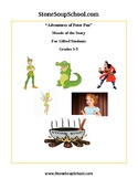 Distance Learning, 3-5, Peter Pan Adventures Moods of the Story, Gifted/Talented