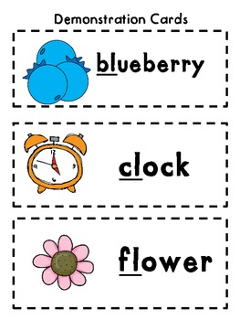 L Blends ~ Phonics Interventions, Grades 3-5 Lesson Plans and Materials