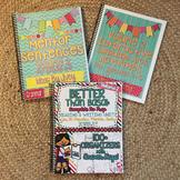 Grades 3-5 Printed HARD COPY BOOK (Vol 2) Bundle