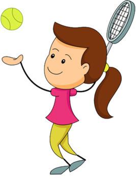 Grades 3-5 Tennis (2 lesson plans)