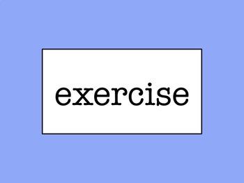 Grades 4-6 Word Wall - No Excuse Word Bundle