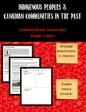 Grades 5 and 6 Combined Grade Mega Bundle First Nations Social Studies