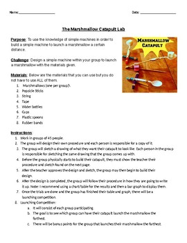 Grades 6-8 STEM Packet