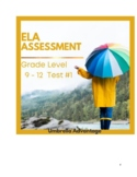 Grades 9-12 ELA Reading Assessment