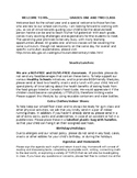 Grades one and two curriculum and information newsletter f