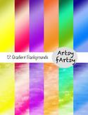 Gradient Digital Backgrounds - Free Download