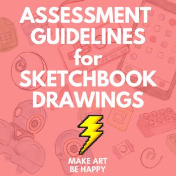 Grading Guidelines for Sketchbook Drawings