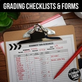 Grading Helpers: Tools, Forms, and Checklists for ANY Teacher!