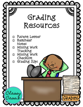 Grading Resources