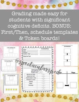 Grading Rubric for Special Needs Students