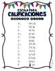 Grading Scale Bilingual