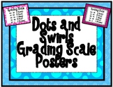 Grading Scale: Dots and Swirls