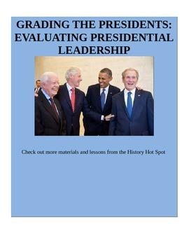 Grading the Presidents: Evaluating Presidential Leadership