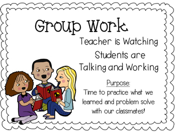 Gradual Release of Responsibility Anchor Chart