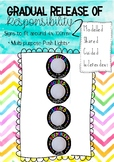 Gradual Release of Responsibility Signs for Push Lights 2