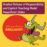 Gradual Release of Responsibility and Explicit Teaching Model PowerPoint Slides