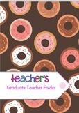 Graduate Teacher Accreditation Folder (Australia)