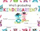 Graduating Kindergarten Awards
