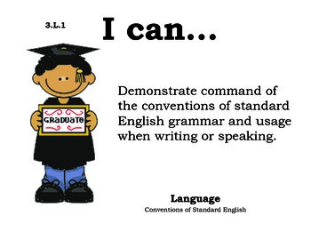 Graduation 3rd grade English Common core standards posters
