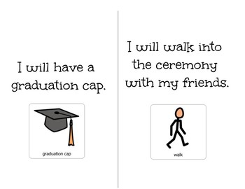 Graduation-Adapted Book for Students with Disabilities