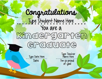 graduation award ceremony editable invitations program awards