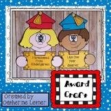Graduation Award Craft,  End Of Year Craft