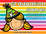Graduation Bands {FREEBIE}