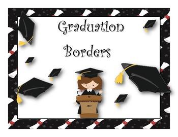 Graduation Borders