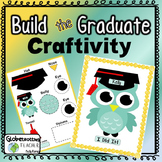 Kindergarten Graduation Craft - Build a Graduate Craftivity