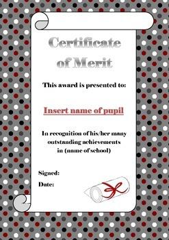 Graduation Bundle - Invites for Parents & Certificates for Pupils