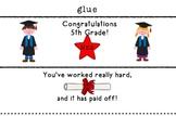 Graduation Candy Bar Wrapper