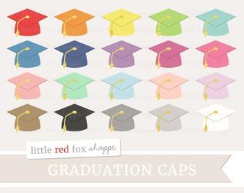 Graduation Cap Clipart; Graduation Hat