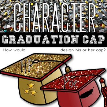 Graduation Cap Symbolism: A fun end-of-the-year writing as