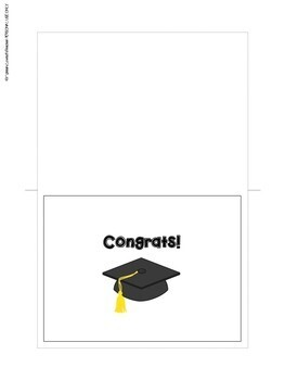 Graduation Cards / End of Year Cards (19 cards!)