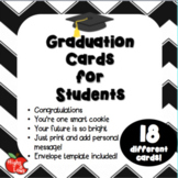 Graduation Cards / End of Year Cards (18 cards!)