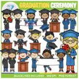 Graduation Ceremony Clip Art