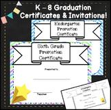 Graduation Certificates    Diploma