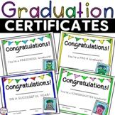Graduation Certificates