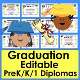 Graduation Certificates Diplomas Distance Learning Google Slides