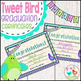 Graduation Certificates - Tweet Birds