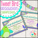 Graduation Certificates - Tweet Birds