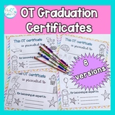 End of Year OT Certificate: NO PREP